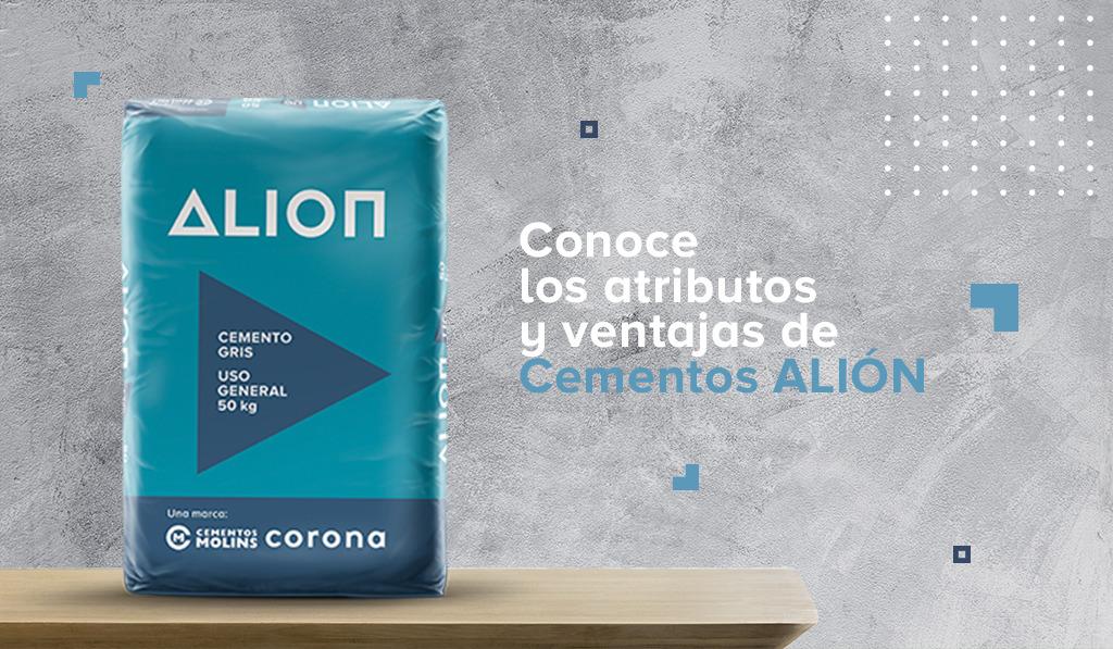 Imagen destacada de conoce los atributos y ventajas de cementos aliÓn